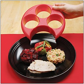 ieftine Veselă-masă sănătos masă perfect porție greutate de control placă dieta slăbire naturalize gestiona
