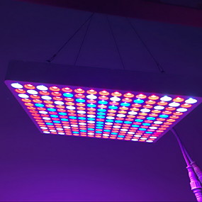 cheap Plant Growing Lights-1pc 50 W 2900 lm 225 LED Beads Growing Light Fixture 85-265 V Other Residential Outdoor
