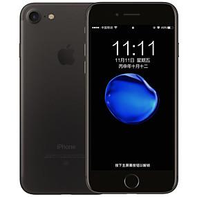 voordelige Gerenoveerde iPhone-Apple iPhone 7 A1660 4.7 inch(es) 128GB 4G-smartphone - gerenoveerd(Zwart)