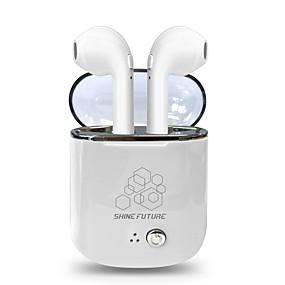 tanie Discover-SF Słuchawka douszna Bluetooth 4.2 Słuchawki Dynamiczny Żywica ABS Telefon komórkowy Słuchawka z mikrofonem / Z ładowarką Zestaw słuchawkowy