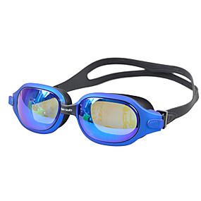 ee62afe99 Óculos de Natação Prova-de-Água   Portátil   Anti-Nevoeiro Acetato  Policarbonato Vermelho   Rosa   Preto Outras
