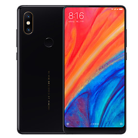 "cheap Smartphones-Xiaomi Mi Mix 2S Global Version 5.99 inch "" 4G Smartphone (6GB + 64GB 12+12 mp Snapdragon 845 3400 mAh mAh) / Dual Camera"
