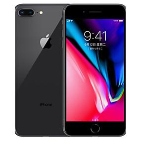 voordelige Gerenoveerde iPhone-Apple iPhone 8 Plus A1864 5.5 inch(es) 64GB 4G-smartphone - gerenoveerd(Zwart) / 1920*1080 / 12