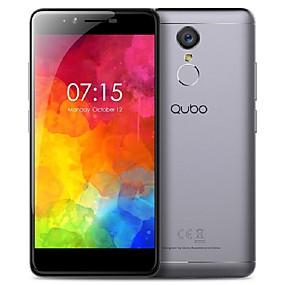 cheap Smartphones-QUBO Qubo V89 5 inch inch 4G Smartphone (2GB + 16GB 13 mp MediaTek MT6737 2500 mAh mAh) / 1920*1080 / FDD(B1 2100MHz) / FDD(B3 1800MHz) / FDD(B5 850MHz) / FDD(B7  2600MHz)