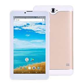 abordables Tablettes-Ampe 706 7pouce phablet ( Android 4.4 1024 x 600 Quad Core 1GB+8GB )