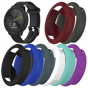 billige Smartwatch Case-Etui Til Garmin vivomove HR silica Gel Garmin