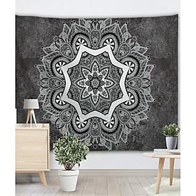 billige Wall Tapestries-Nyhed / Ferie Vægdekor polyester Klassisk / Vintage Vægkunst, Wall Gobeliner Dekoration