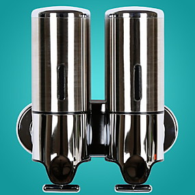 economico Accessori per il bagno-Erogatore di sapone liquido Smart / Nuovo design / Automatico Moderno Acciaio inossidabile 1pc - Bagno Montaggio su parete