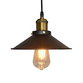 billige Hengelamper-Anheng Lys Nedlys Malte Finishes Metall 110-120V / 220-240V Pære ikke Inkludert / E26 / E27