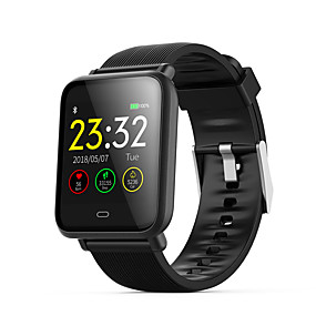 billige Ideias Para Aproveitar o Tempo Livre-q9 smart klokke bt 4.0 treningssporstøtte støtte og hjertefrekvensmonitor vanntett smartwatch kompatible android telefoner og iphone