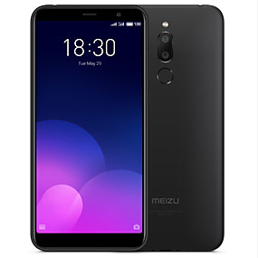 "cheap Smartphones-MEIZU M6T Global Version 5.7 inch "" 4G Smartphone (2GB + 16GB 2 mp / 13 mp MediaTek MT6750T 3300 mAh mAh)"