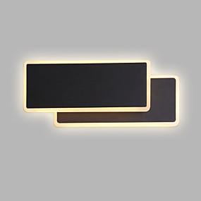 billige Vegglamper-CONTRACTED LED Matt / Nytt Design LED / Moderne / Nutidig Vegglamper Stue / Soverom / Leserom / Kontor Metall Vegglampe 110-120V / 220-240V 8 W