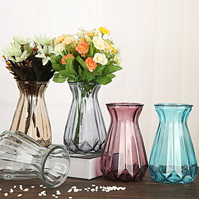 cheap Others-Vases & Basket Irregular Glass Modern / Contemporary Classic Single