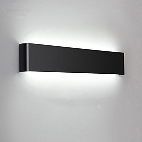Eye Protection Led Modern Contemporary Wall Lamps Sconces Bathroom Lighting Living Room Bedroom Metal Light Ip20 Ac100 240v 24 W