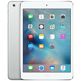 billige Tabletter-Apple iPad mini 2 32GB oppusset(Wi-Fi Sølv)7.9 tommers Apple iPad mini 2 / 5 / 2048*1536
