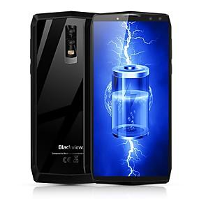 "voordelige Blackview-Blackview P10000 PRO 5.99 inch(es) "" 4G-smartphone (4GB + 64GB 16 mp MediaTek MTK6763 11000 mAh mAh) / Twee camera 's"
