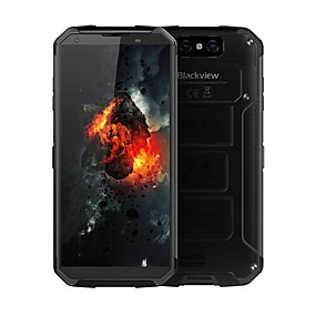 "abordables Blackview-Blackview BV9500 5.7 pulgada "" Smartphone 4G (4GB + 64GB 16 mp MediaTek MTK6763 9000 mAh mAh) / Doble cámara"