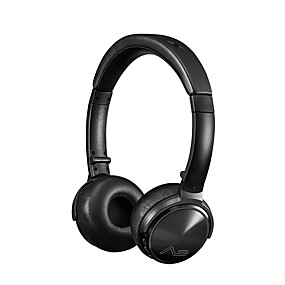 cheap Travel & Entertainment-LASMEX HB-65S Headband Bluetooth 4.2 / Wire Headphones Headphone Metal Shell / leatherette / ABS+PC Mobile Phone Earphone Foldable / Stereo / with Microphone Headset