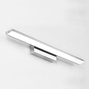 billige Vanity-lamper-Mini Stil Moderne / Nutidig Baderomsbelysning Baderom Metall Vegglampe IP67 AC100-240V 12 W