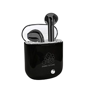 cheap Daily Deals-SF Earbud Bluetooth 4.2 Headphones Dynamic ABS Resin Mobile Phone Earphone with Microphone / With Charging Box Headset