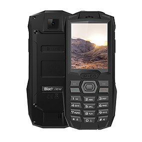 "abordables Blackview-Blackview BV1000 2.4 pulgada "" Teléfono móvil (32MB + 32MB 0.3 mp Otros 2600 mAh mAh) / 320 x 240"
