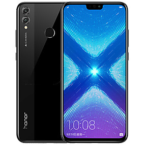 "povoljno HUAWEI-Huawei Honor 8X Global Version 6.5 inch "" 4G Smartphone (4GB + 64GB 2 mp / 20 mp Hisilicon Kirin 710 3750 mAh mAh)"