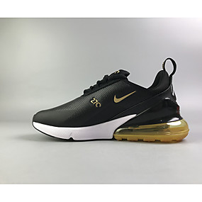NIKE AirMax Mens and Women s Running Shoes Black yellow 0e588af20