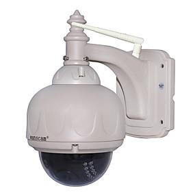 billige Utendørs IP Nettverkskameraer-wanscam® hw0038 1 mp 720p ip kamera utendørs ptz