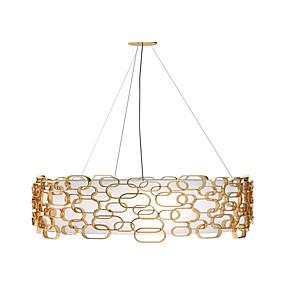 billige Hengelamper-ZHISHU 6-Light geometriske / Originale Anheng Lys Omgivelseslys galvanisert Metall Mini Stil, Kreativ 110-120V / 220-240V