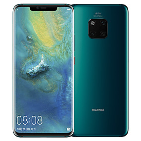 "voordelige Smartphones-Huawei Mate 20 Pro CN 6.39 inch(es) "" 4G-smartphone (6GB + 128GB 8 mp / 20 mp / 40 mp 4200 mAh mAh)"
