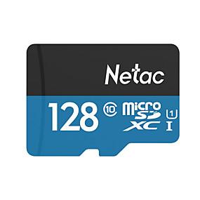 abordables Lecteurs et stockage-Netac 128GB carte mémoire UHS-I U1 / Class10 P500