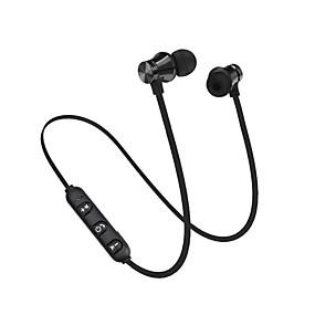ieftine Căști-Factory OEM În ureche Bluetooth Căști Căști / Telefon mobil Cască Stereo / Magnet Attraction Setul cu cască