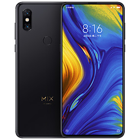 "cheap Smartphones-Xiaomi Mi MIX 3 Global Version 6.39 inch "" 4G Smartphone ( 6GB + 128GB 12+12 mp Snapdragon 845 3200 mAh mAh )"