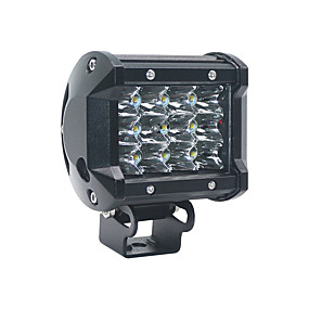 お買い得  車用ヘッドライト-SO.K 1個 オートバイ / 車載 電球 36 W SMD 3030 6000 lm 9 LED フォグライト / 昼間走行灯 / ウィンカー 用途 ユニバーサル 全年式