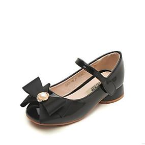 Κοριτσίστικα Παπούτσια PU Άνοιξη   Χειμώνας Ανατομικό Τακούνια Ταινία  Δεσίματος για Παιδιά   Εφηβικό Μαύρο   Κόκκινο   Ροζ 0fc152d9b62