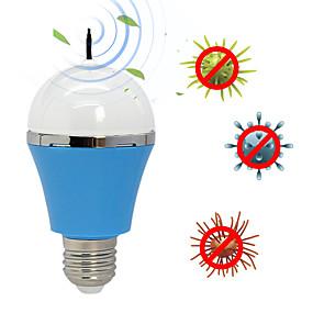 billige Globepærer med LED-brelong førte negativ ion sterilisering pære rensende luft 3w hvitt lys