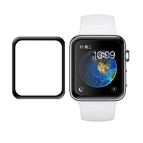 voordelige Smartwatch screenprotectors-Screenprotector Voor Apple Watch Series 4 / Apple Watch Series 3/2/1 Gehard Glas Ultra dun 1 stuks