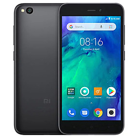 "levne Značkový salon-Xiaomi Redmi Go Global Version 5 inch "" 4G Smartphone (1 GB + 8GB 8 mp Qualcomm Snapdragon 425 3000 mAh mAh) / 1280x720"