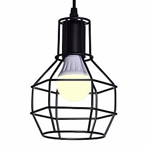 abordables Plafonniers-JSGYlights Mini Lampe suspendue Lumière d'ambiance Finitions Peintes Métal Style mini 110-120V / 220-240V
