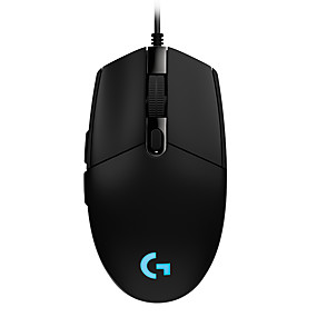 cheap Gaming Tribe-Logitech G102 IC PRODIGY 16.8M Color Optical Gaming Mouse - Bulk Package