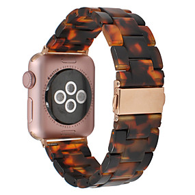 cheap Smartwatch Bands-Watch Band for Apple Watch Series 4/3/2/1 Apple Jewelry Design Ceramic Wrist Strap