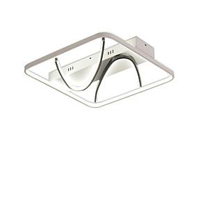 tanie Mocowanie przysufitowe-Podłużna Lampy sufitowe Światło rozproszone Malowane wykończenia Aluminium Nowy design 110-120V / 220-240V Ciepła biel / Chłodna biel