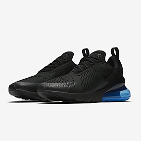 cheap Running Shoes-Men's Light Soles Knit Spring & Summer / Fall & Winter Sporty Athletic Shoes Running Shoes Breathable Dark Blue / Black / Blue / Non-slipping / Shock Absorbing
