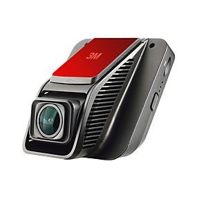 abordables 70%OFF-Anytek A50 1944p Lente dual / Arranque automático de grabación DVR del coche 170 Grados Gran angular Sony CCD 2.5 pulgada LCD Dash Cam con WIFI / G-Sensor / Grabación en Bucle Registrador de coche