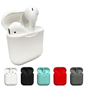 billige Hodetelefoner og hodetelefoner-LITBest i88 TWS True Wireless Hodetelefon Trådløs EARBUD Bluetooth 5.0 Med mikrofon