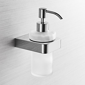 billige Soap Dispensers-Såpedispenser Nytt Design Messing 1pc Vægmonteret