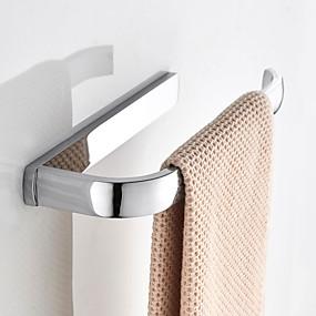 cheap Bath Accessories-Towel Bar New Design Contemporary / Modern Brass 1pc Wall Mounted