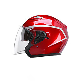 povoljno 10%OFF-125 pun lica odrasle osobe unisex motocikl kaciga otporan na vjetar / protiv trošenja / otporan na udarce