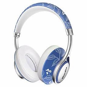 voordelige Gaming-bluedio a2 (lucht) bluetooth hoofdtelefoon / headset bedrukte draadloze hoofdtelefoon voor 4.2 bluetooth muziek oortelefoons