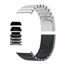 cheap New Arrivals-Watch Band for Apple Watch Series 4/3/2/1 Apple Modern Buckle Metal Wrist Strap